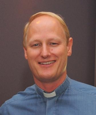 Rev Jamie Murray - Priest in Charge
