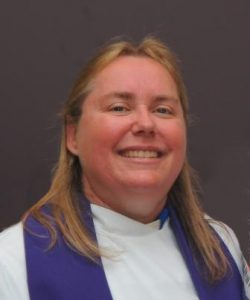 Rev Cathie Broome – Assisting Priest