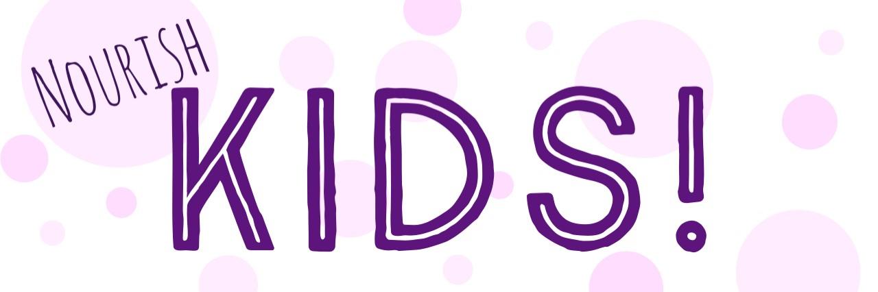 Nourish Kids banner spots