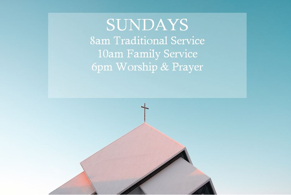 Sunday Services for website