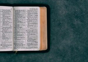 Open Bible for Panida's Testimony