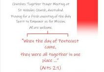 Pentecost Sunday Flyer 1